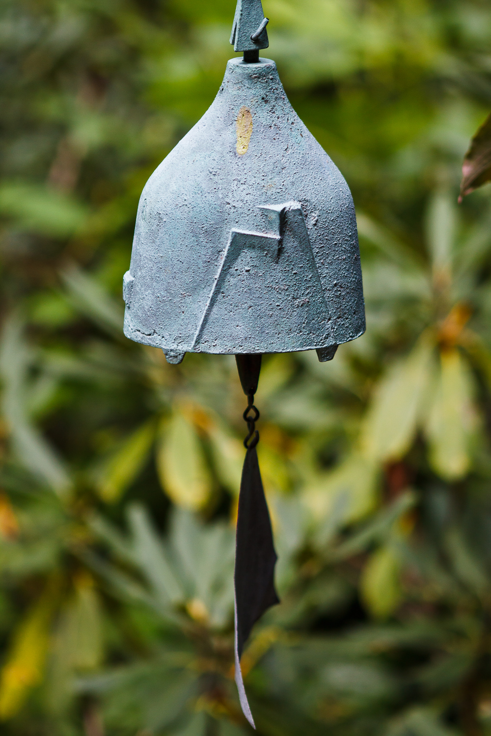 Bell at Tao Mountain Sanctuary