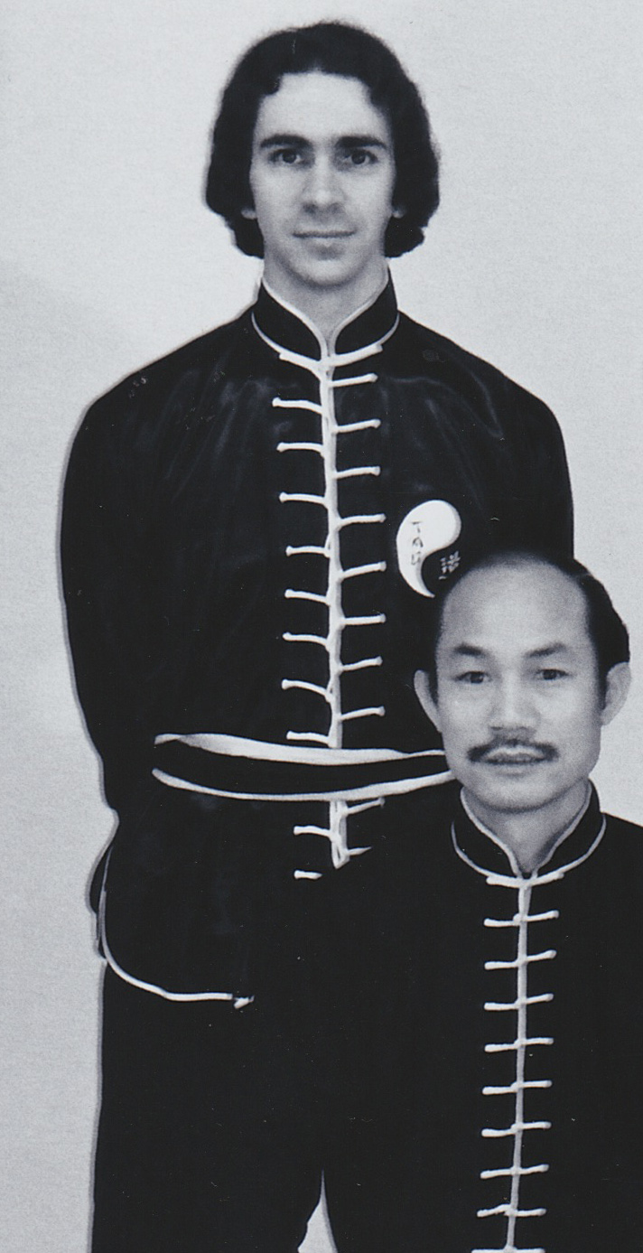 Master Paolillo and Grandmaster Chan Pui in the late 70s.