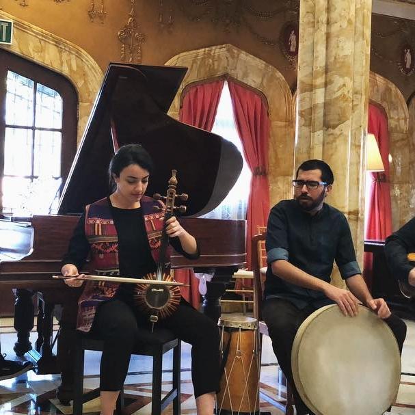 Hesam Abedini & Niloufar Shiri Duo