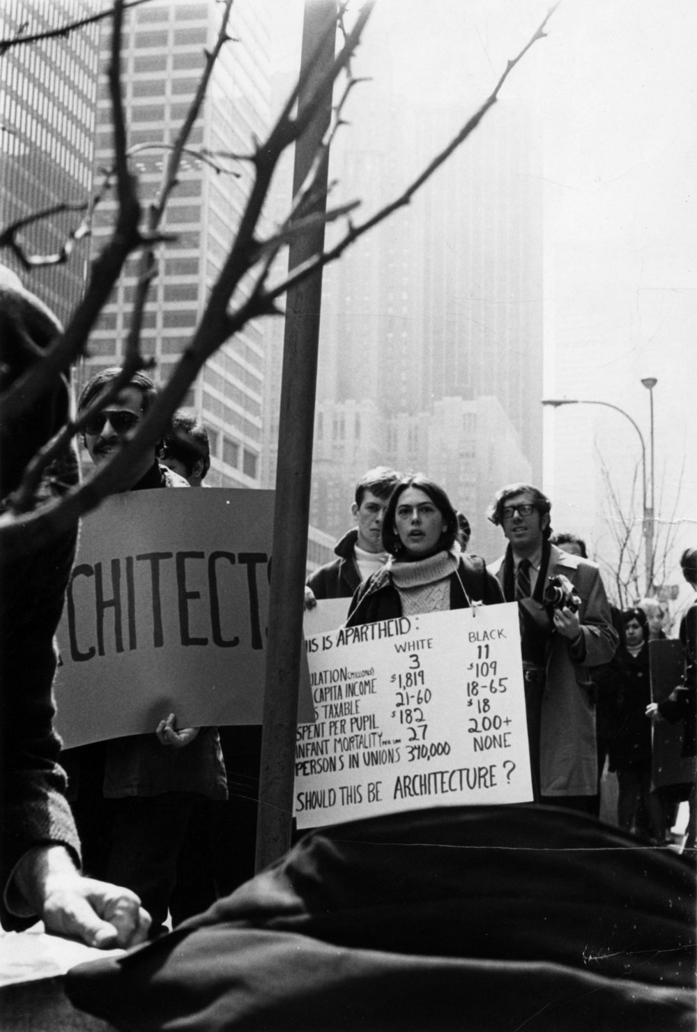 The Architects' Resistance, 1969