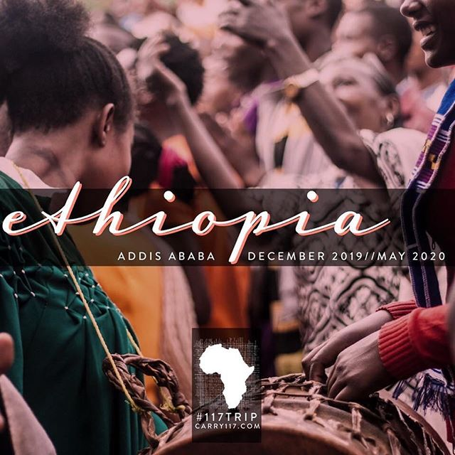 2 @carry117 trips to Ethiopia are now open for next year 😍 December 2019 // May 2020  Go to carry117.com for more info and to apply 🇪🇹