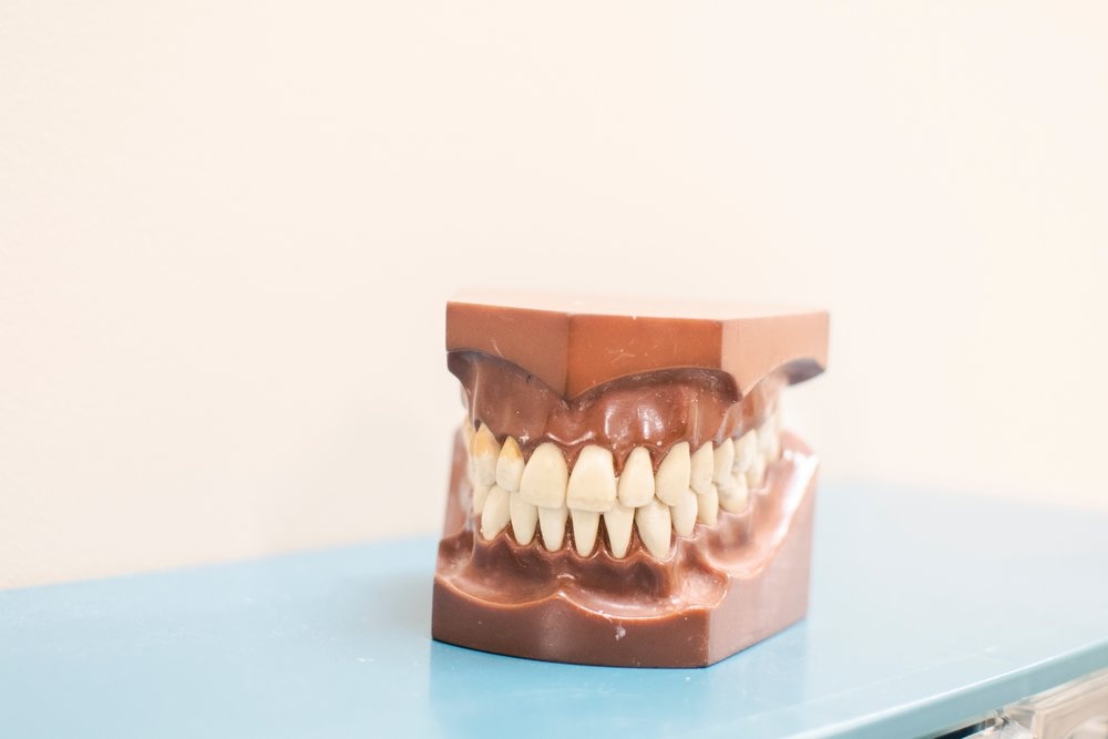 Dentures are the original false teeth. - Complete and Partial Dentures