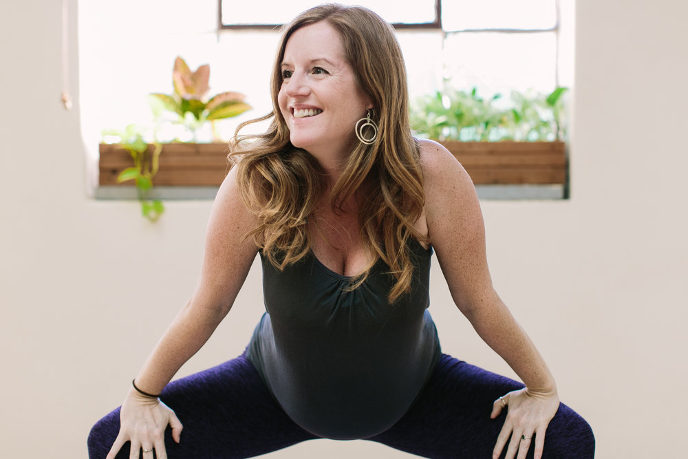Want to hang out in person sometime? - Upcoming live courses & my weekly yoga / fitness schedule
