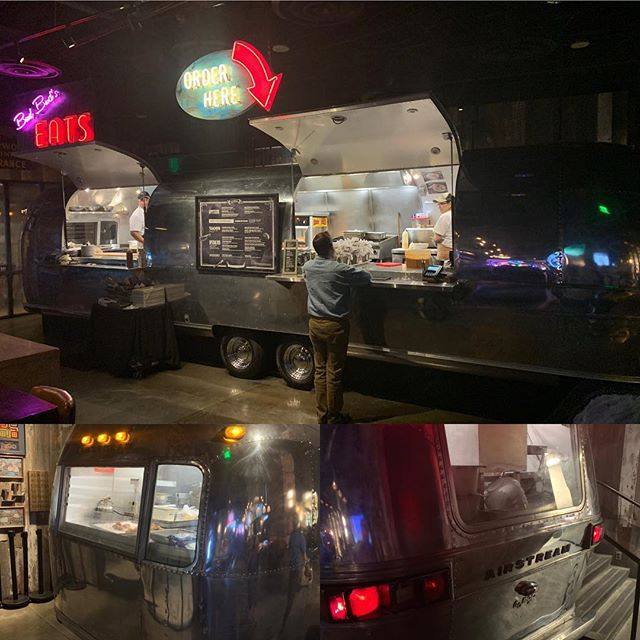 .#airstream kitchen at @thestillvegas inside the @themiragelv! Very cool! . . . . . #travel #tinyhome #homeiswhereyouparkit #tinyhouse #vanlife #tinyliving #wanderlust #camping #rvlife #homeonwheels #love #roadtrip #adventure #lasvegas #photography #diy #nature #rvliving #airstream #rv #camper #glamping #fulltimerv #explore
