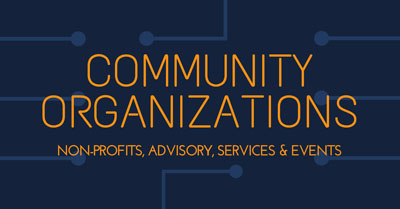 Directory of Community Organizations supporting OC Startups