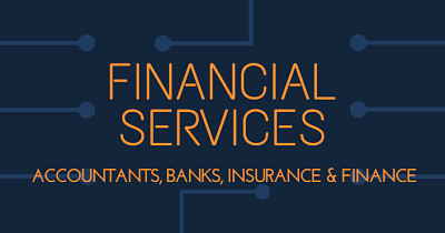Financial Services, Accountants, Banks, Insurance for Startups