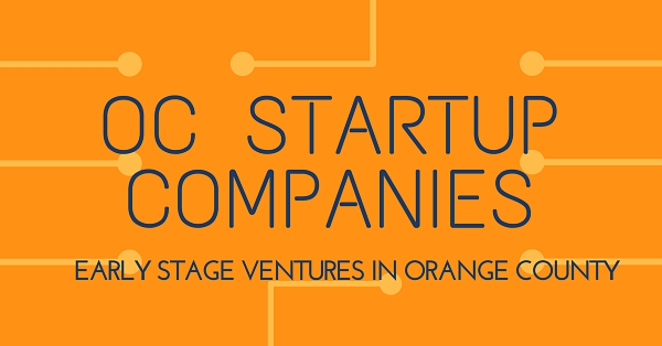 OC Startup Companies List