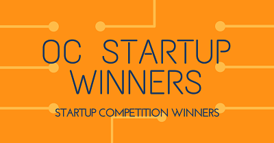 Orange County Startup Pitch Competition Winning Companies