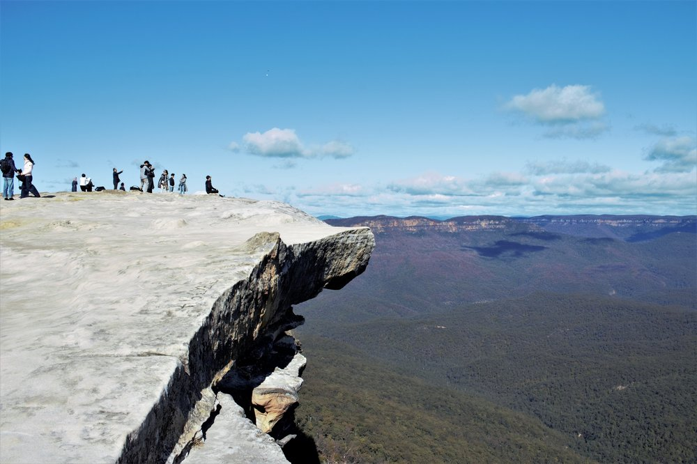 Lincoln's Rock Sightseeing Blue Mountains