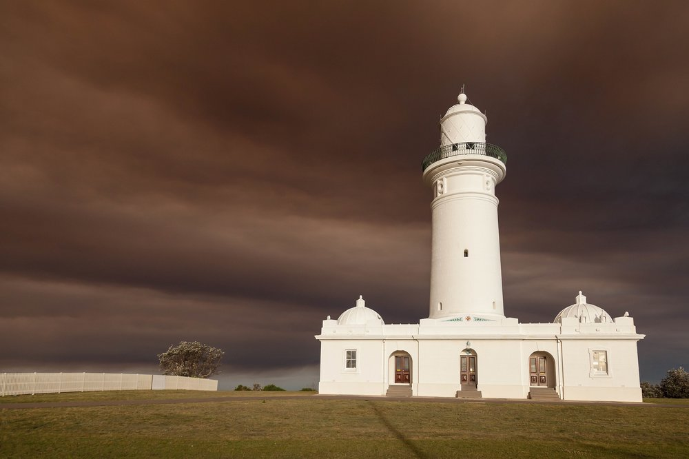 Sydney Macquarie Lighthouse