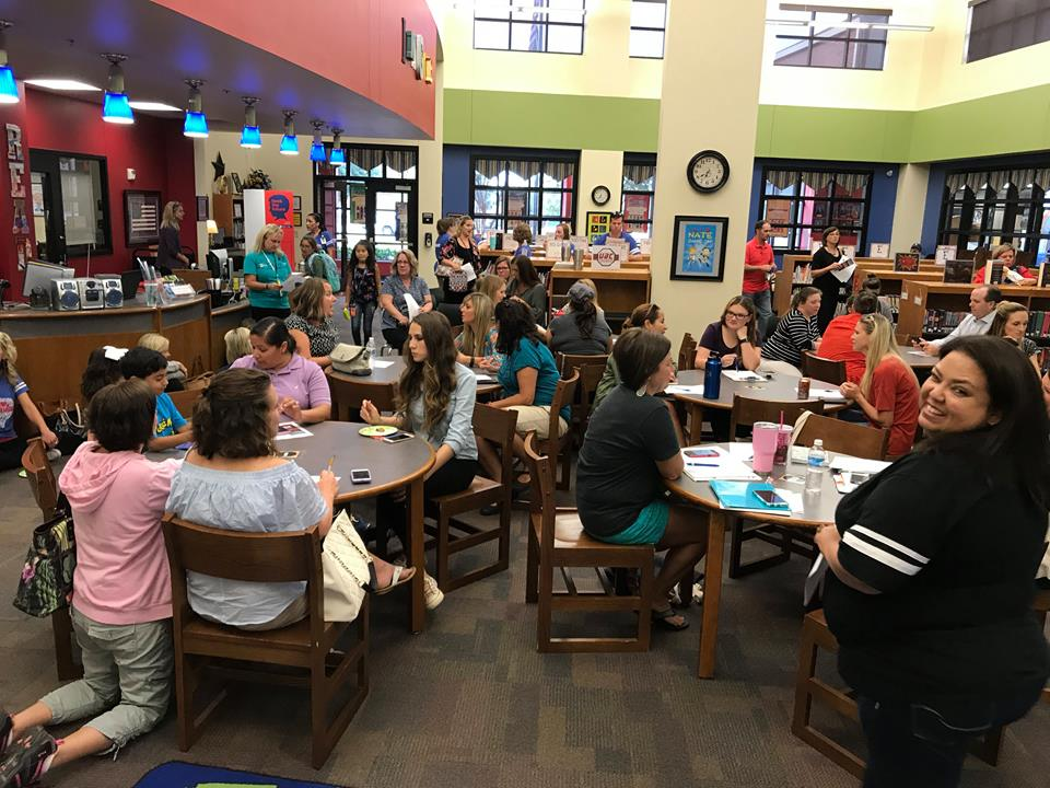 Granger PTA Meeting