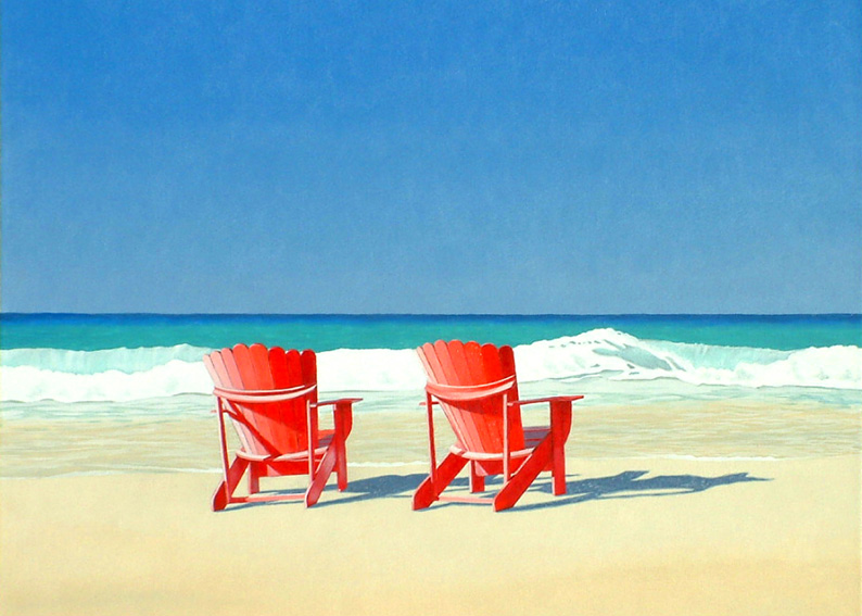 Perfect Summer-Two red chairs.jpg