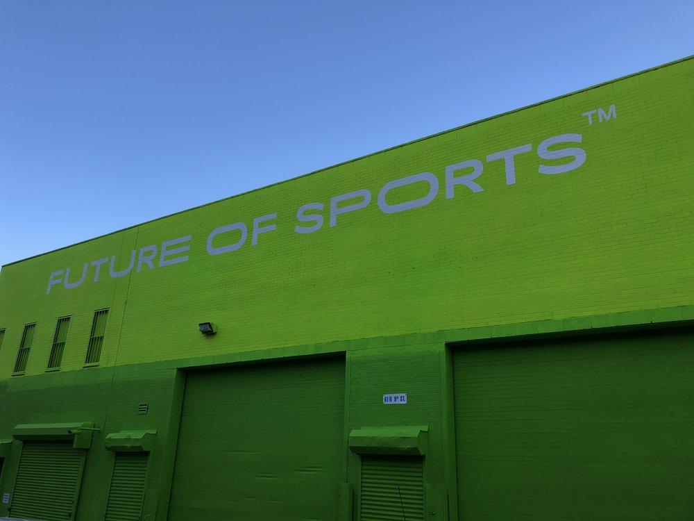 #FutureofSports Brooklyn, NY NY