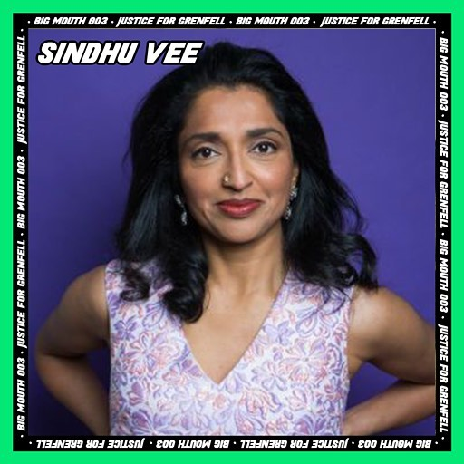 Edinburgh Comedy Award Best Newcomer Nominee 2018, Sindhu Vee is most likely the tallest Indian woman you'll ever meet. She devotes all the time she has left over from raising her 3 children (and bizarrely gigantic labrador) to comedy and suffering facial peels. Since making Chortle's 2018 Hot List For The Year Ahead, Sindhu has had an incredible year, filming appearances for Q.I., Have I Got News For You, and Live At The Apollo, as well as writing and starring in her own Comedy Short for Sky. On radio she also wrote and starred in her own Radio 4 series, Sindhustan of which a second series is already in the works. She is a regular guest on the Guilty Feminist podcast, has appeared on BBC R4's The News Quiz and The Now Show, amongst others and was the host of their hugely popular Comedy of the Week podcast. This year Sindhu debuted her own solo stand-up hour at the Edinburgh Fringe Festival, Sandhog, which was a complete sell-out, with extra shows added due to demand and as mentioned above, a sparkling nomination for Best Newcomer! Sindhu will be kicking off 2019 with a run at London's Soho Theatre, followed by a UK tour with more details to be announced soon. . . . 💚💚💚Catch Sindhu live next Thursday 22nd November, raising money for Justice 4 Grenfell 💚💚💚