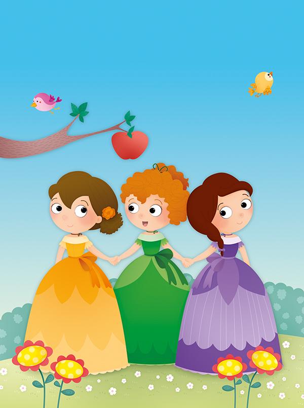 Le tre Principesse
