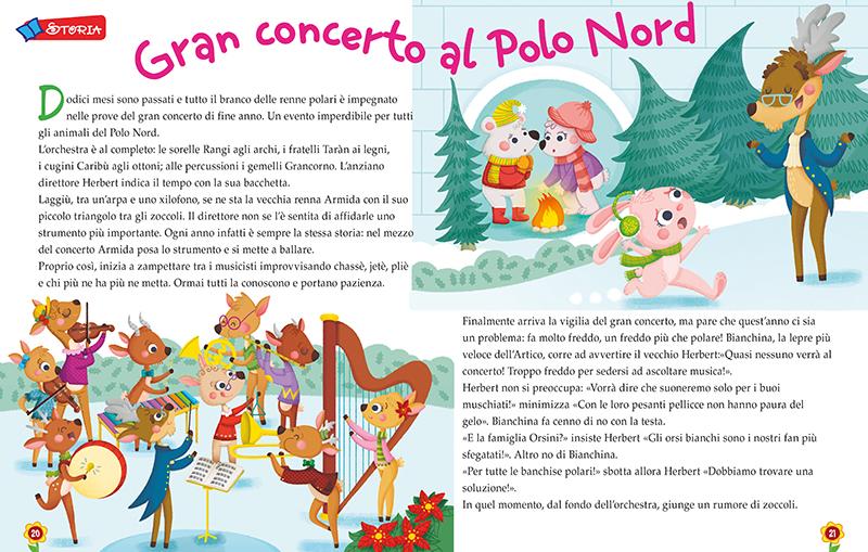 Gran concerto al Polo Nord