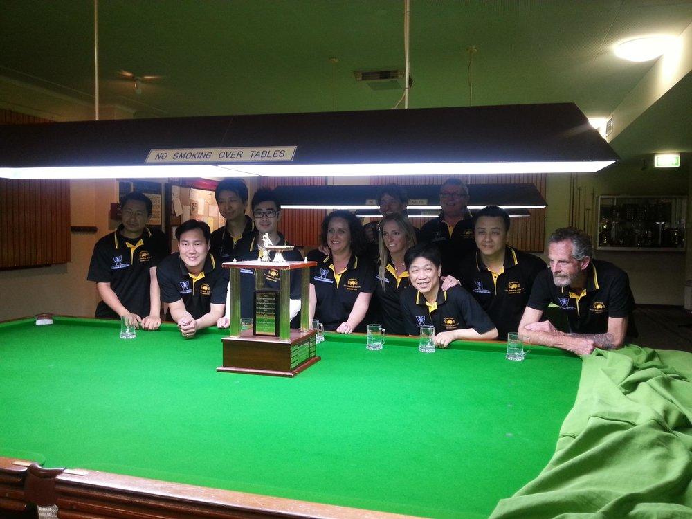 Finals at Ramsgate rsl