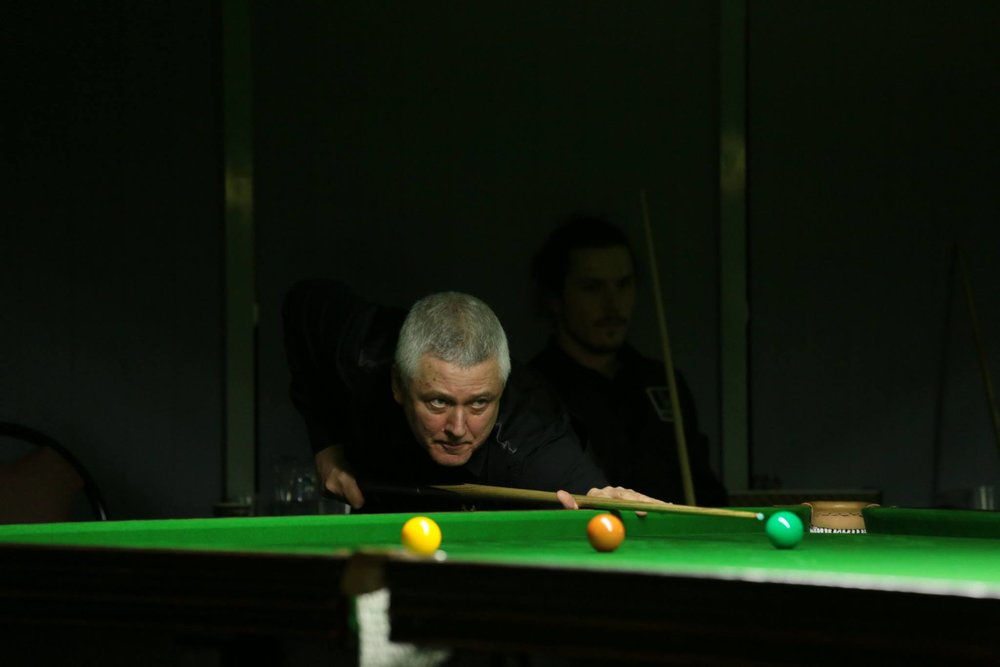 Nsw state masters snooker championship