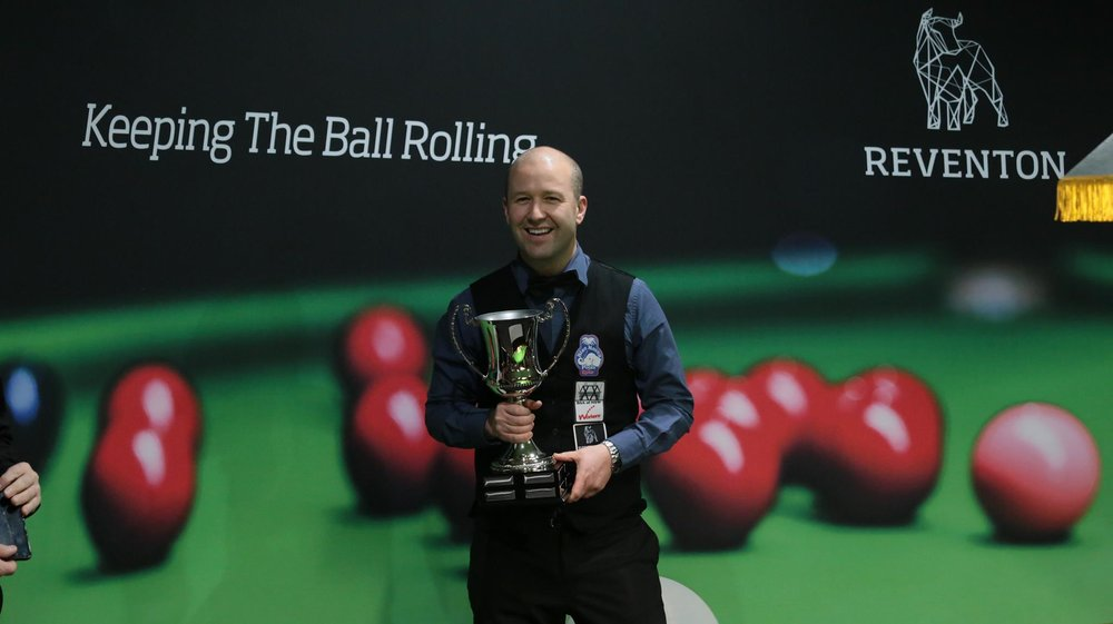 Johl younger from victoria (2018 Ian Chappell Blacktown workers snooker classic winner)