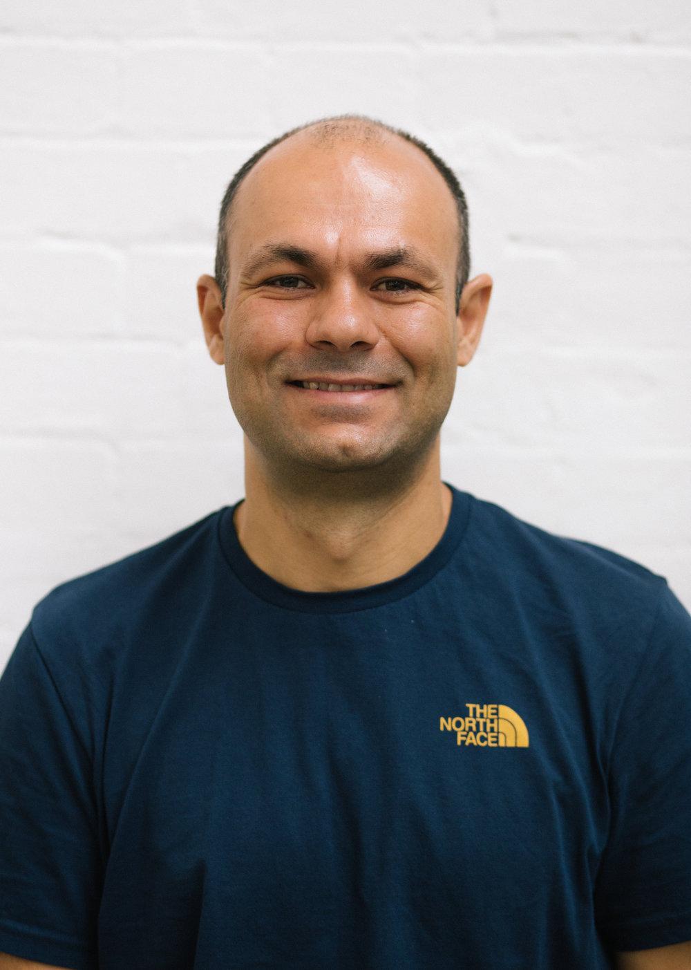 Amir Saffari, VP AI Research at BenevolentAI