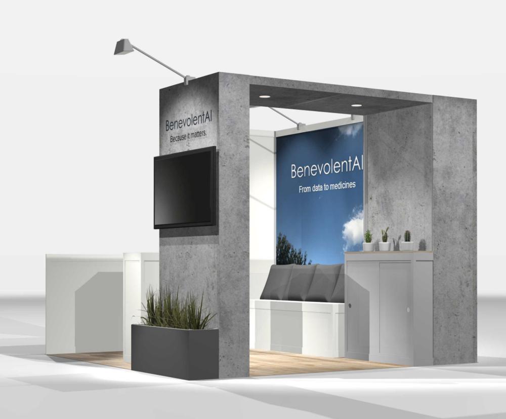 BenevolentAI at NeurIPS 2018 - Booth 615