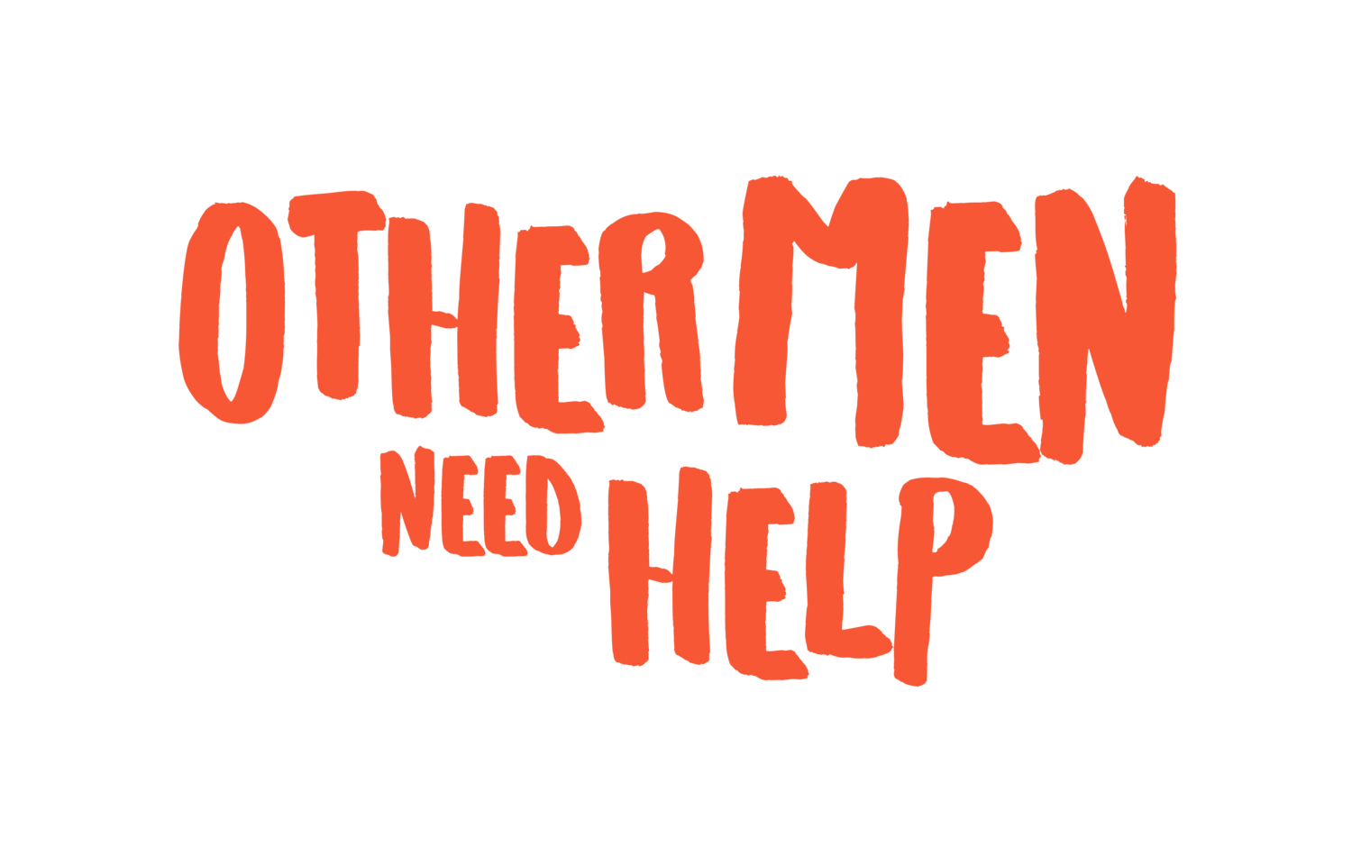 Other Men Need Help