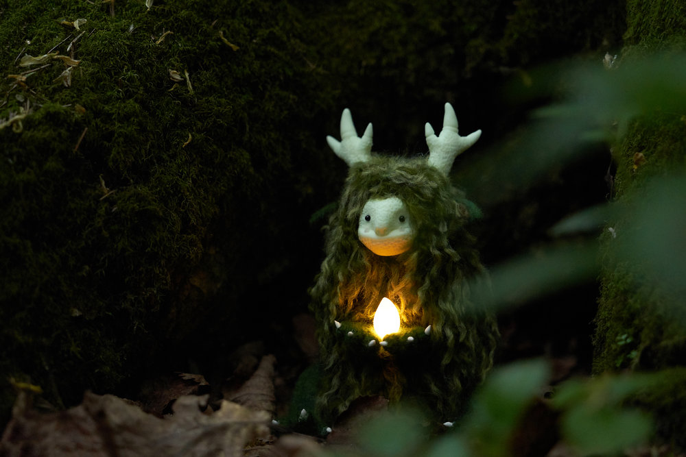 Marsh Lights Keeper