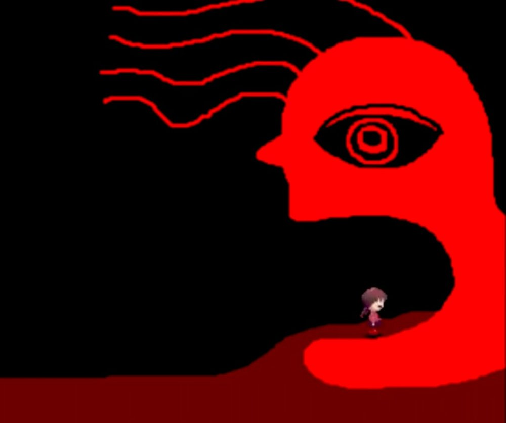YUME NIKKI SCREENSHOT