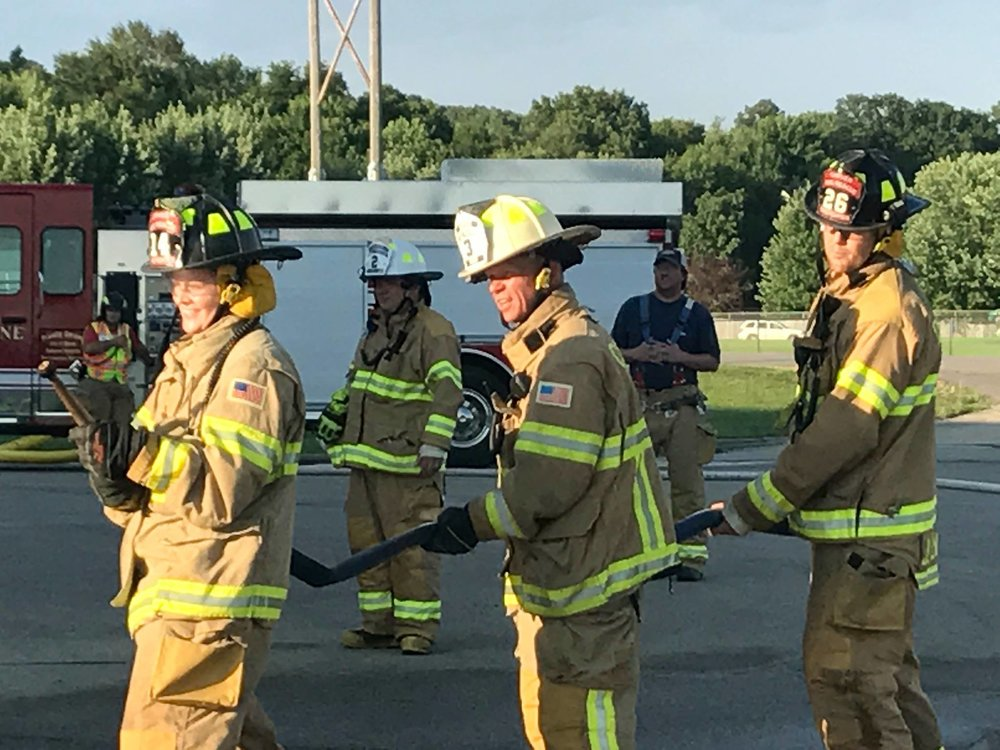 Fire Department Training - July 31, 2017