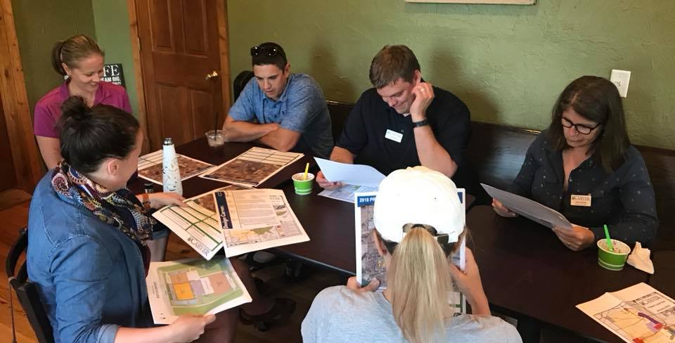 Resident Advocate Meeting - July 18, 2018