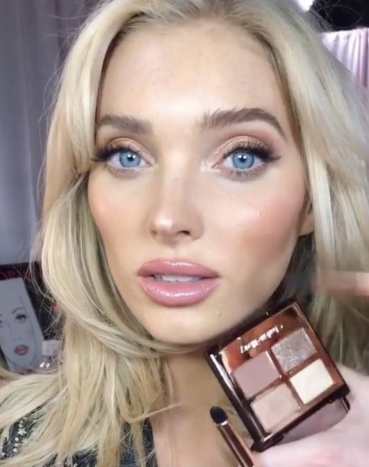The Official Angel Makeup Victorias Secret Fashion Show 2018