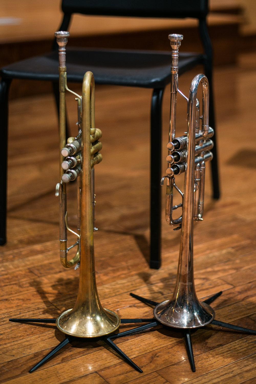Trumpets -