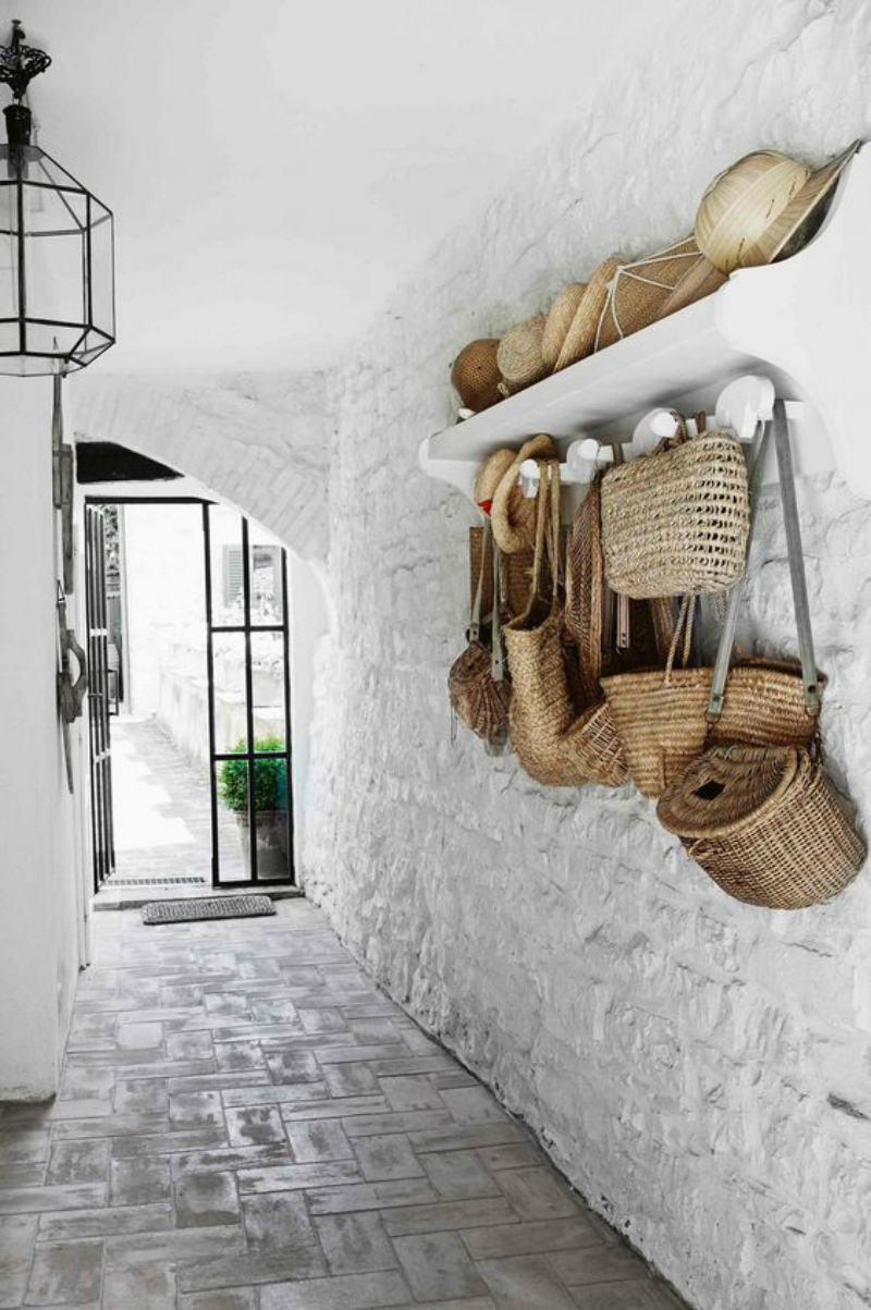 moroccan wicker baskets