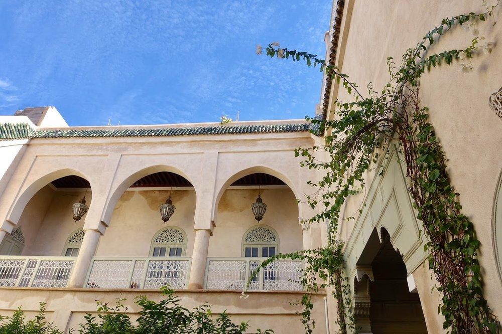 riad Marrakech, Morocco,