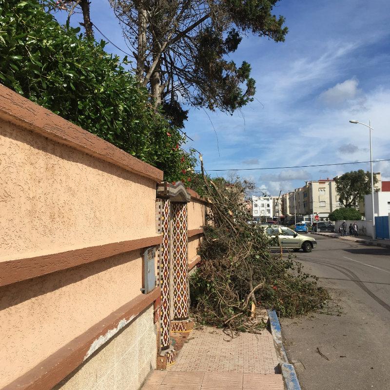 Essaouira storm