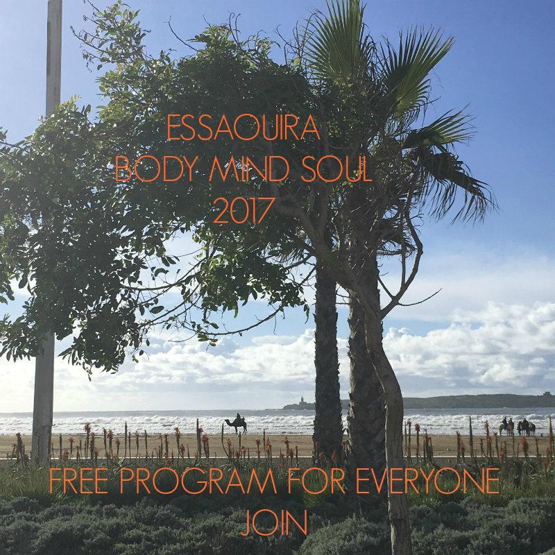 free yoga Essaouira