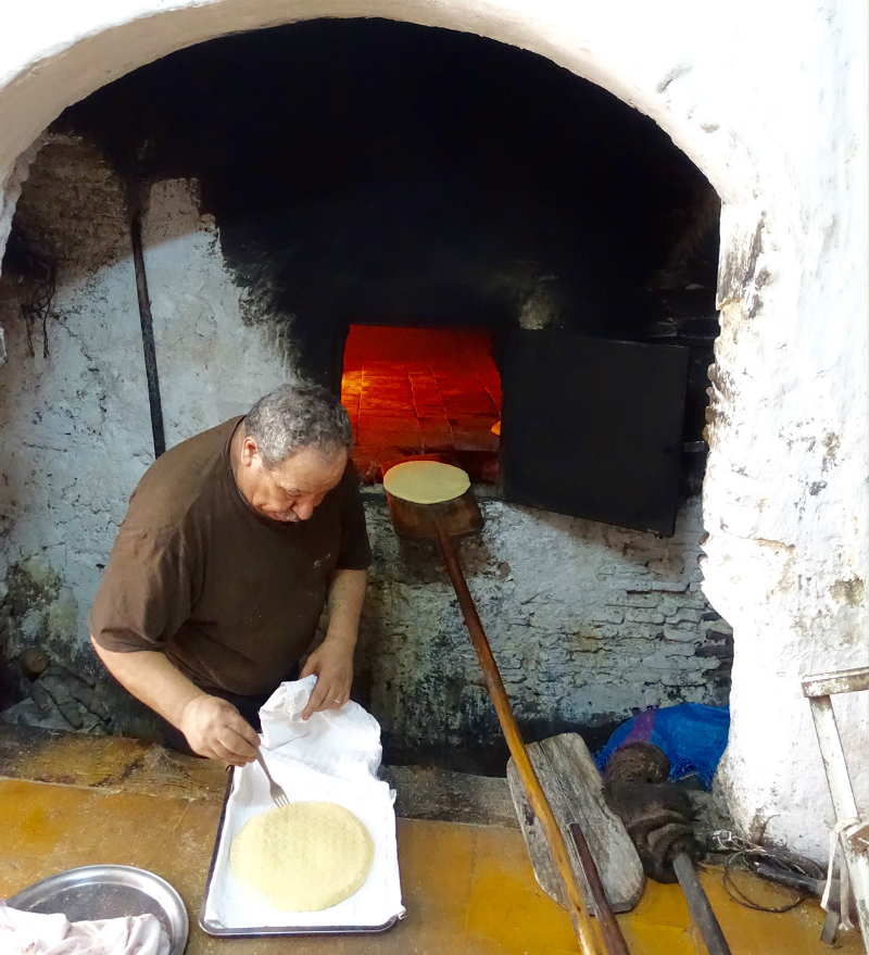 bakery medina Marrakech