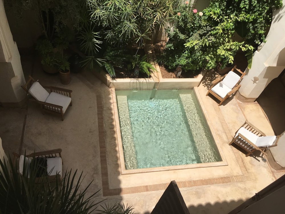 Marrakech riads Dar Assoura
