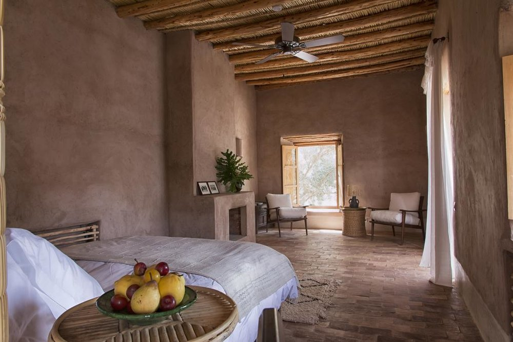 Berber Lodge, Marrakech. Ethnic chic