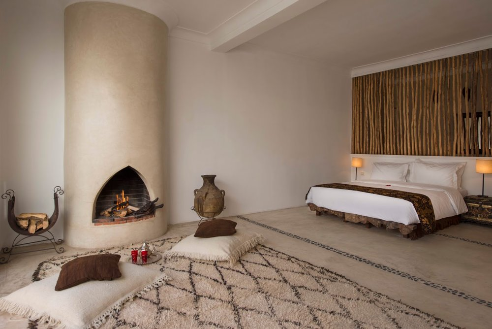 Bliss riad, Marrakech. Ethnic chic