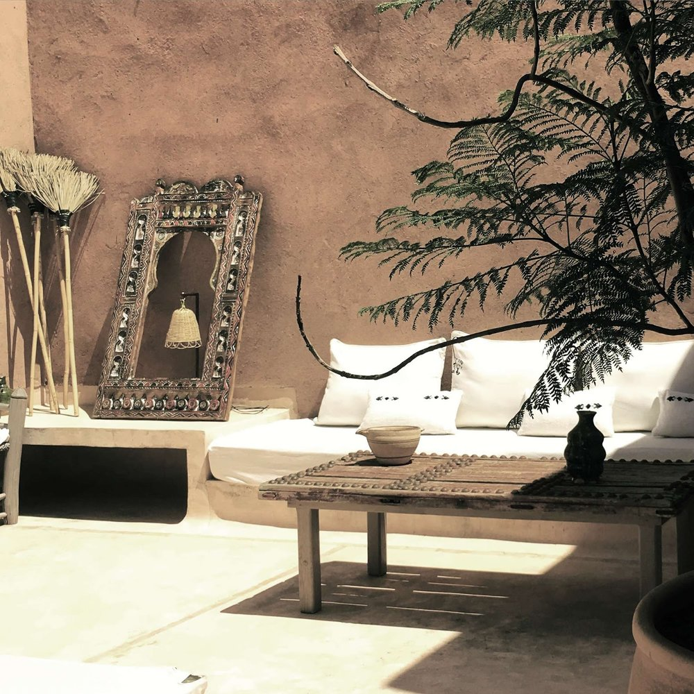riad up, Marrakech, Medina, urbanparadise