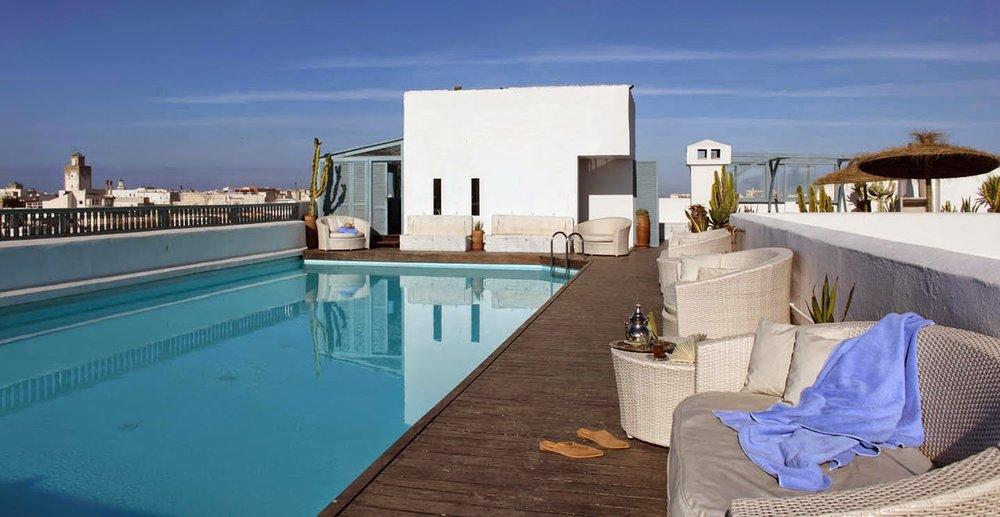 Essaouira, l'heure bleue