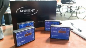 Ambient Lockit Boxes