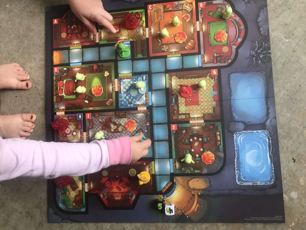 """- """"A bonus for us is that this is a cooperative board game - still our favorite way to play games."""""""