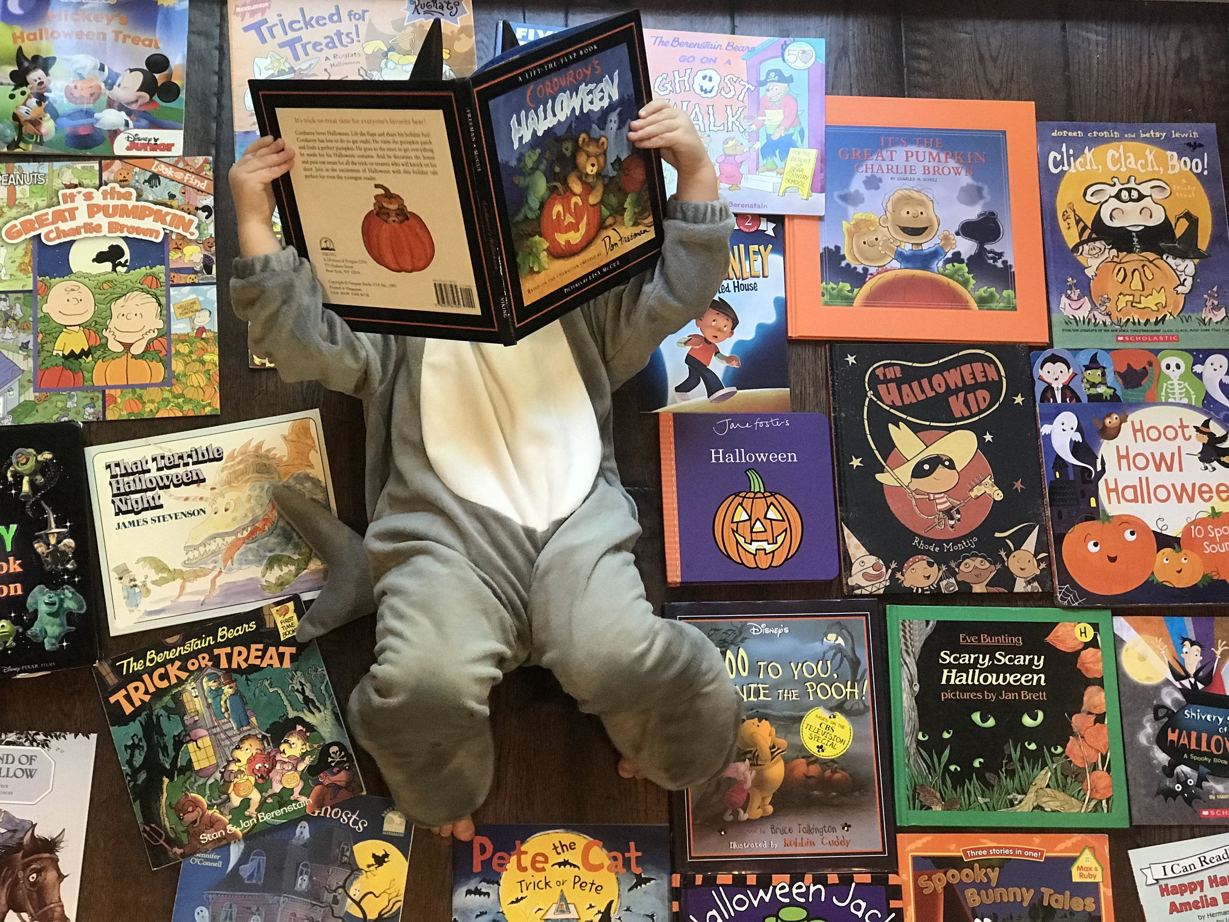 the best halloween picture books — dad suggests | fatherly thoughts