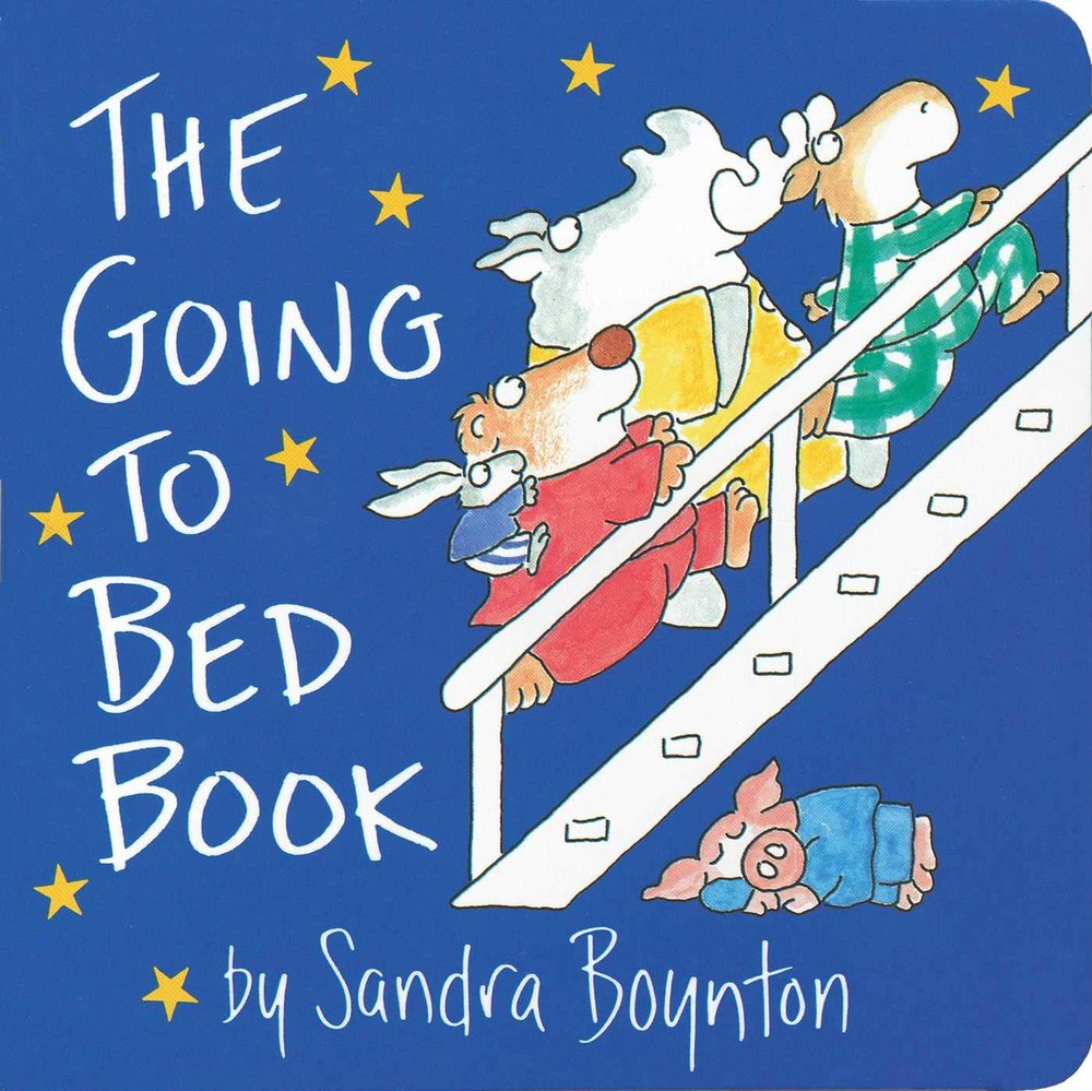 the best board books for baby showers the going to bed book.jpg