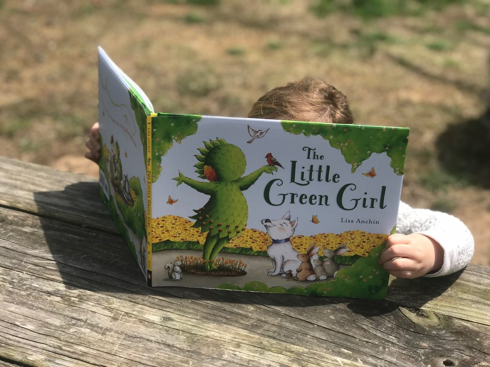e8426f4dd How to Teach Empathy to Kids: The Little Green Girl — Dad Suggests ...