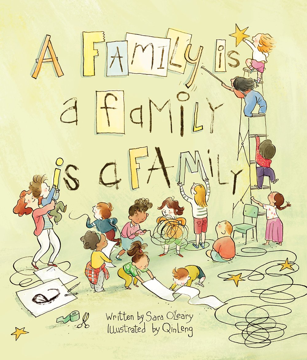 The Best Picture Books with Life Lessons - A Family is a Family is a Family.jpg