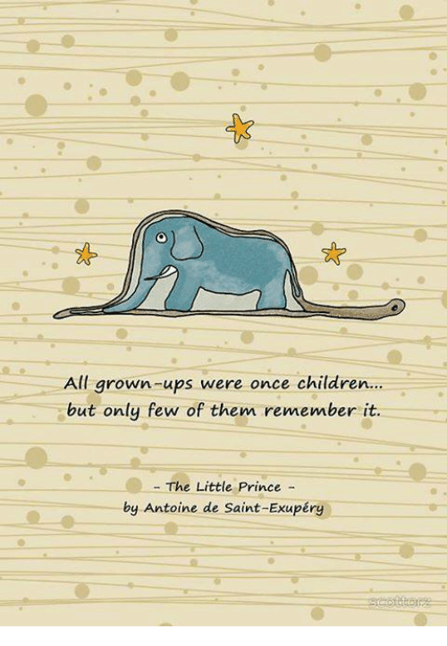 the things that always make me cry - The Little Prince.png