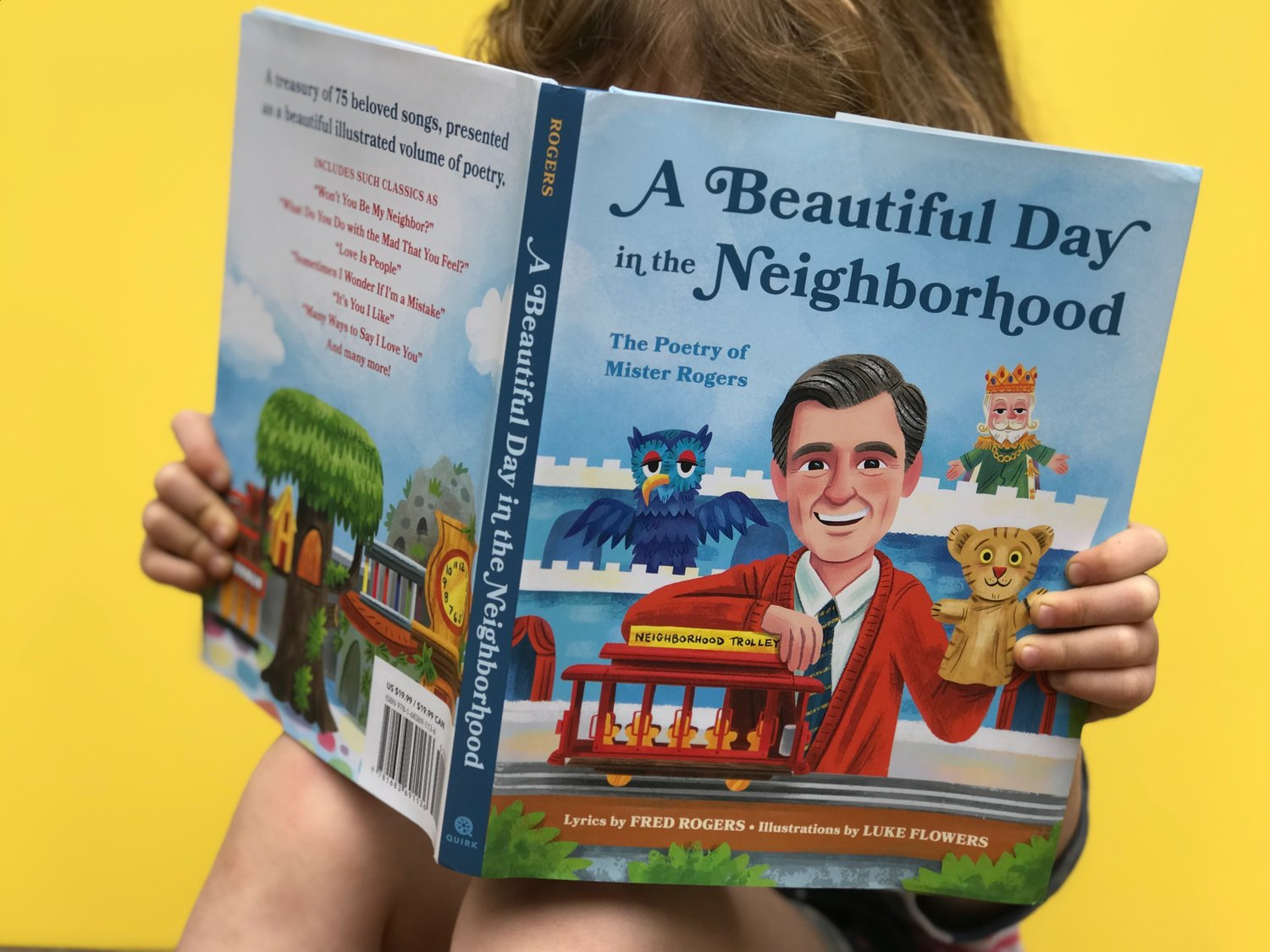 A Beautiful Day In The Neighborhood The Poetry Of Mister Rogers Dad Suggests